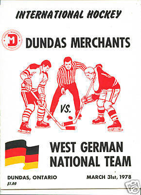 Hockey Program 1978 6