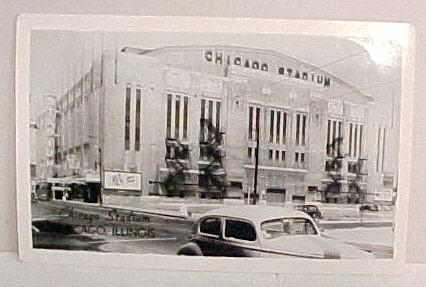 Chicago Stadium photo 1940s