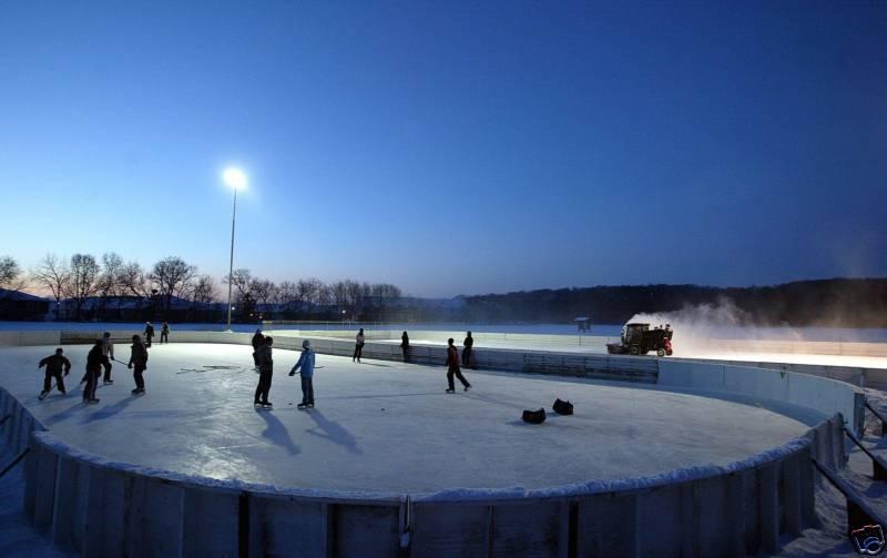Hockey Rink Outdoor 1 | HockeyGods