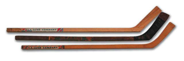 Porn with hockey sticks