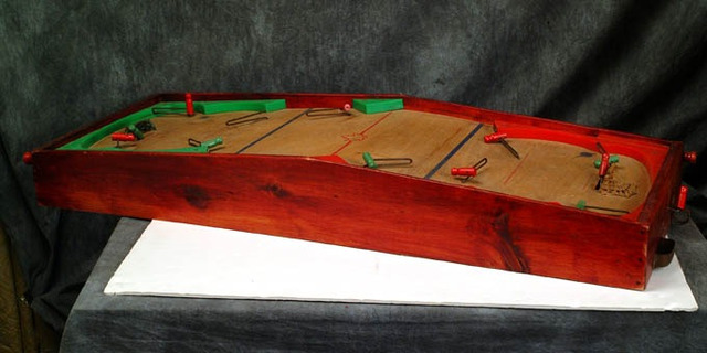 Hockey Table Top Game 1945