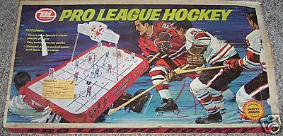 Hockey Table Top Game 1960s 8