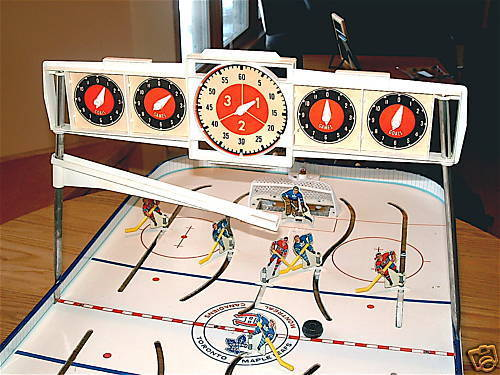 Hockey Table Top Game 1965 1b