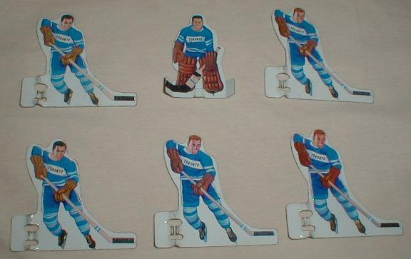 Hockey Table Top Game Players 2 1960s Munro