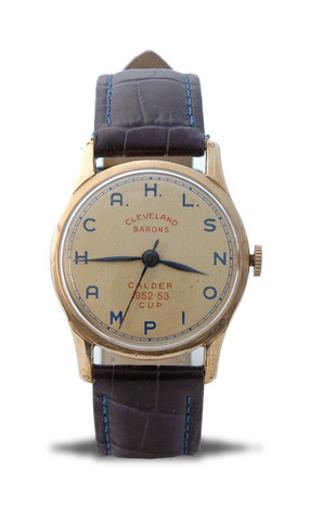 Ice Hockey Watch 1953 Calder Cup Champions