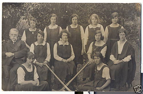 Hockey Photo 1924 3