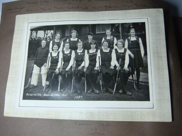 Hockey Photo 1937 4
