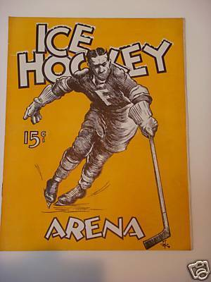 Hockey Program 1946 3