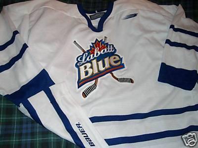 Ice Hockey Beer Jerseys 17 Labatts Blue  99f2b0718d1