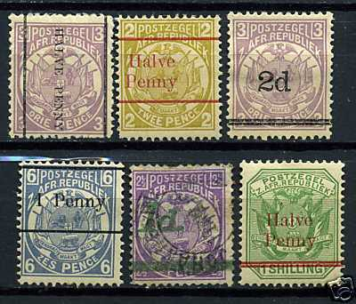 Stamps 1885 7