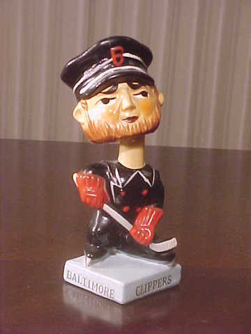 Hockey Bobble Head 9