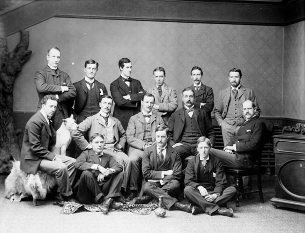 Redeau Hall Rebels 1894