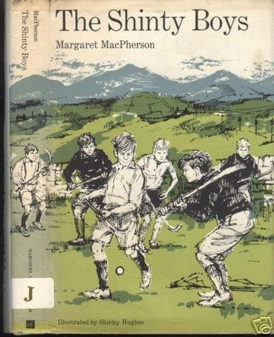Hockey Book Shinty 1963