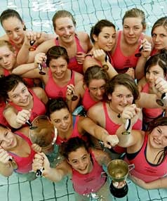 Underwater Hockey Champions, Nelson College for Girls