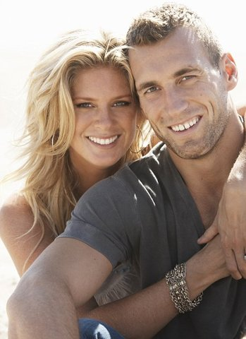 Rachel Hunter and Jarret Stoll | HockeyGods