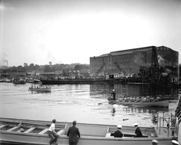 Denman Arena - Vancouver - Coal Harbour View - 1929