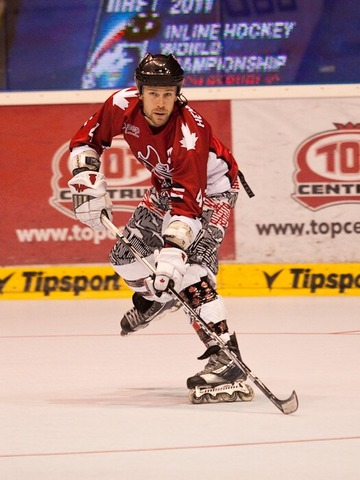 Inline Hockey at World Championships, Team Canada