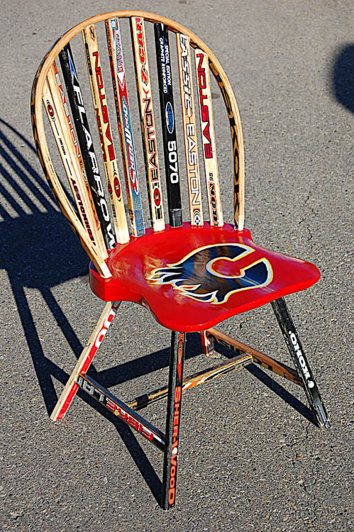 Hockey Stick Furniture  3