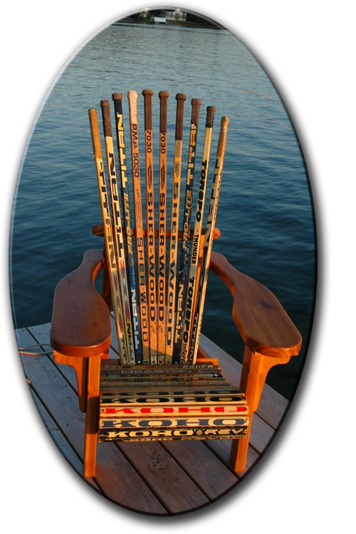 Hockey Stick Furniture 5 Hockeygods