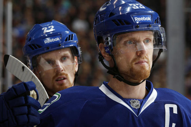 Sedins Gonna Getchya