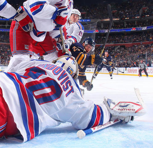 Not Past Lundqvist, Not Today