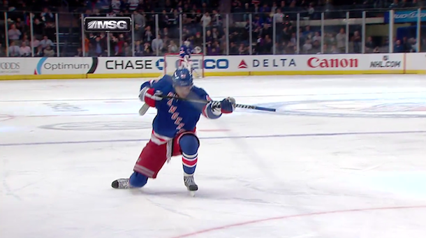 Artem Anisimov Goal Celebration