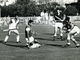 Field Hockey Action at 1st Hockey World Cup 1971 in Barcelona -2