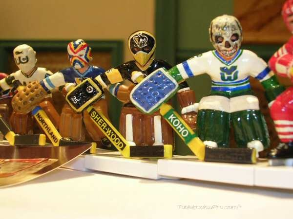 Table Top Hockey Goalies