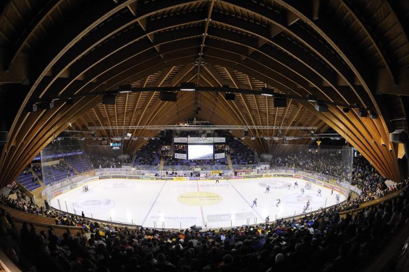 Vaillant Arena In Davos Switzerland Home Of The Spengler