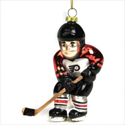 philadelphia flyers christmas ornament hockeygods