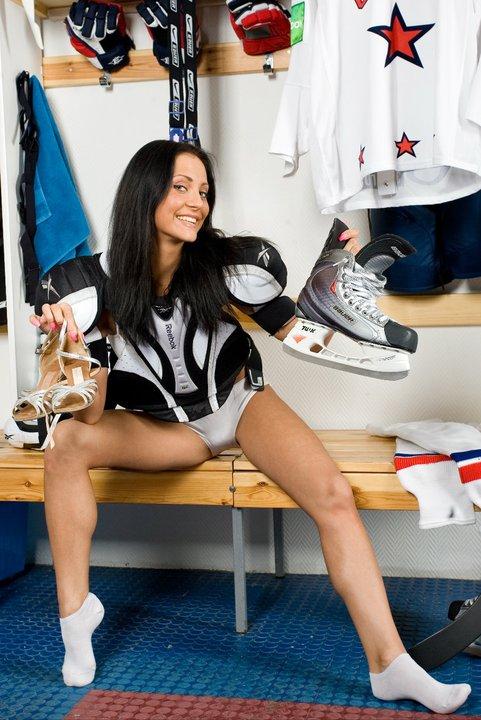 Kontinental Hockey League Goddess 53 Hockeygods