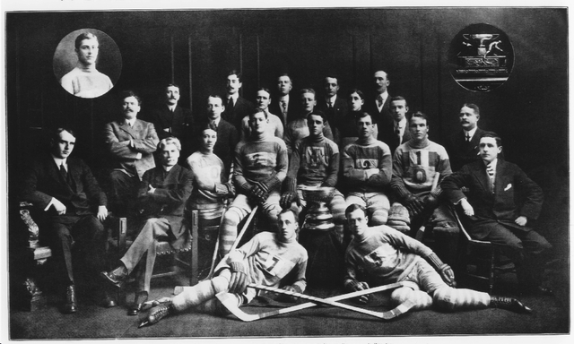 Quebec Bulldogs - Stanley Cup Champions - 1912