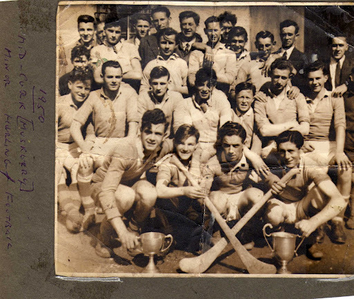 Hurling - Mid Cork Minor Champs - 1950
