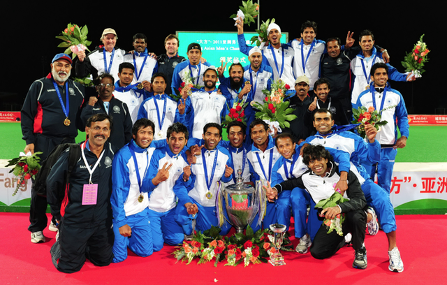 Field Hockey - India Win 1st Asian Champions Trophy