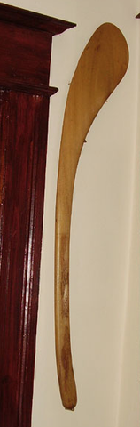 Hurling Stick - Wall Display
