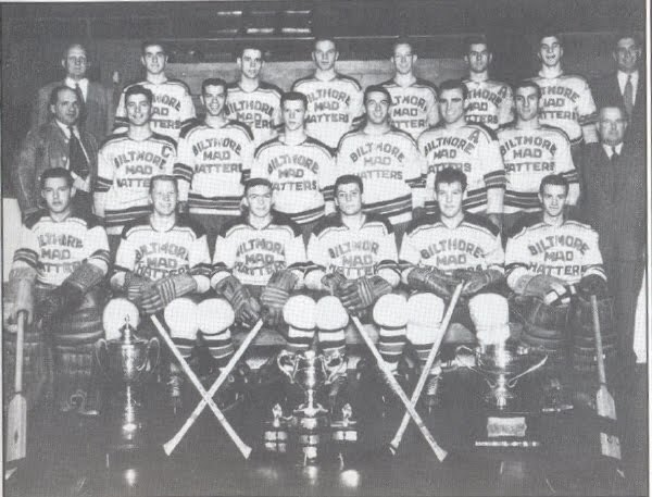 Guelph Biltmore Mad Hatters - Memorial Cup Champions 1952