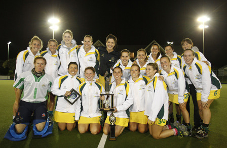 Four Nations Test Series Winner - 2012 - Australia Hockeyroos