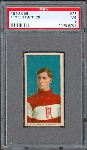 Hockey Card 1910 1