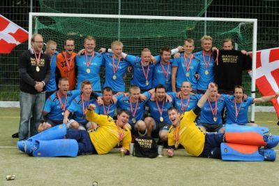 Sørbymagle Hockey Club - Denmark Field Hockey Champions - 2012