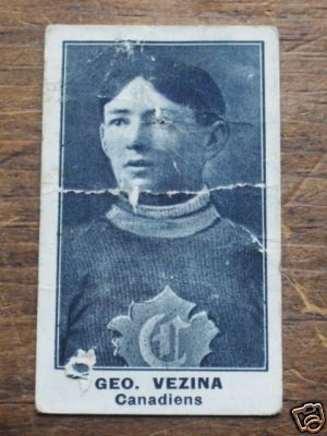 Hockey Card 1912 1