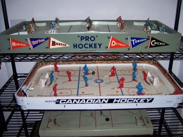 Table Top Hockey Games
