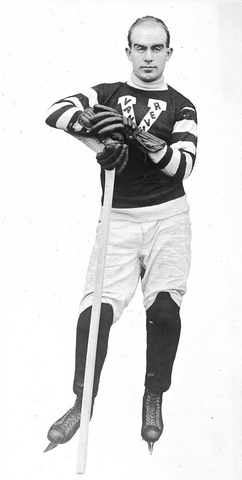 Cyclone Taylor - Vancouver Millionaires - 1919