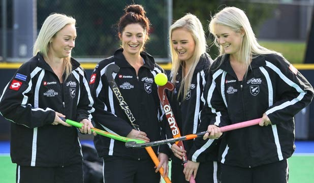 New Zealand Black Sticks Team Members & Their Colorful Sicks