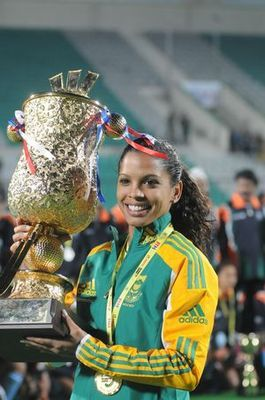 Marsha Marescia - South Africa Field Hockey - 2012