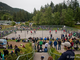Longboard Hockey Action - Chanada Cup - Pender Harbour - 2010