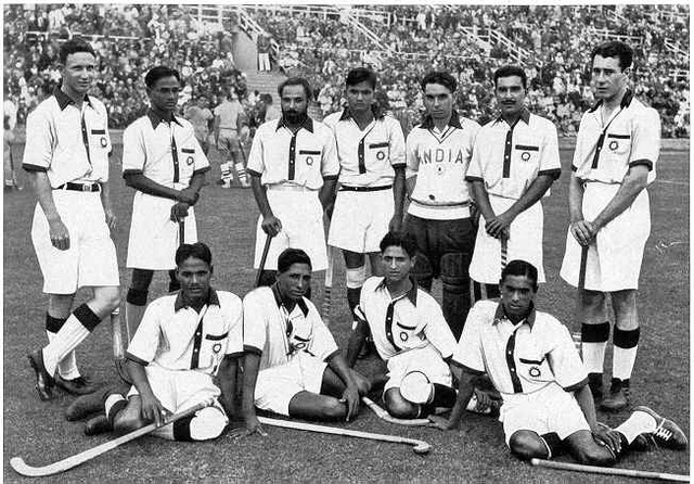 Summer Olympic Field Hockey Champions - India - 1936