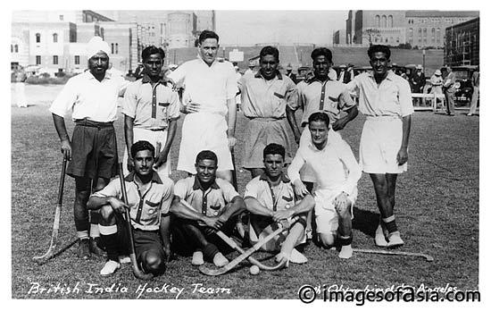 Summer Olympic Field Hockey Champions - India - 1932