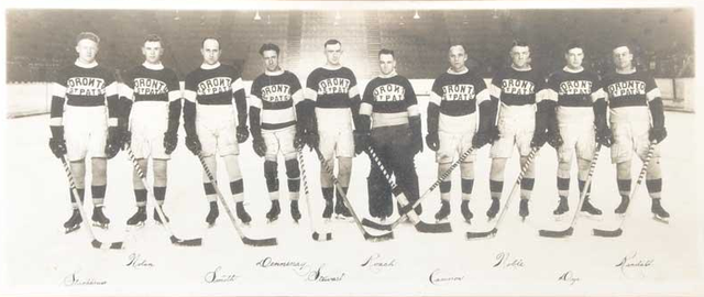 Toronto St Patricks - Stanley Cup Champions - 1922
