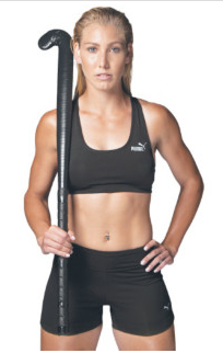Casey Eastham - Hockeyroos - 2012 - Olympic Athlete