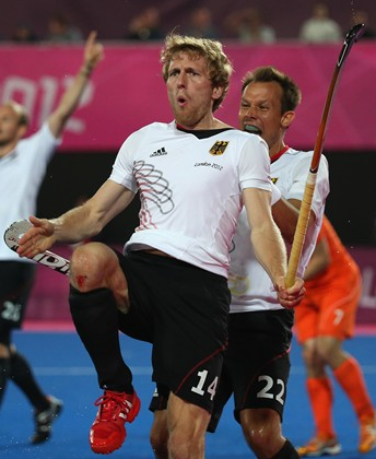 Jan Philipp Rabente - The Golden Goal Look - London Olympics